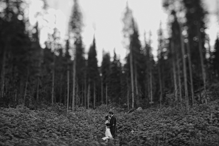 Intimate wedding photography in British Columbia