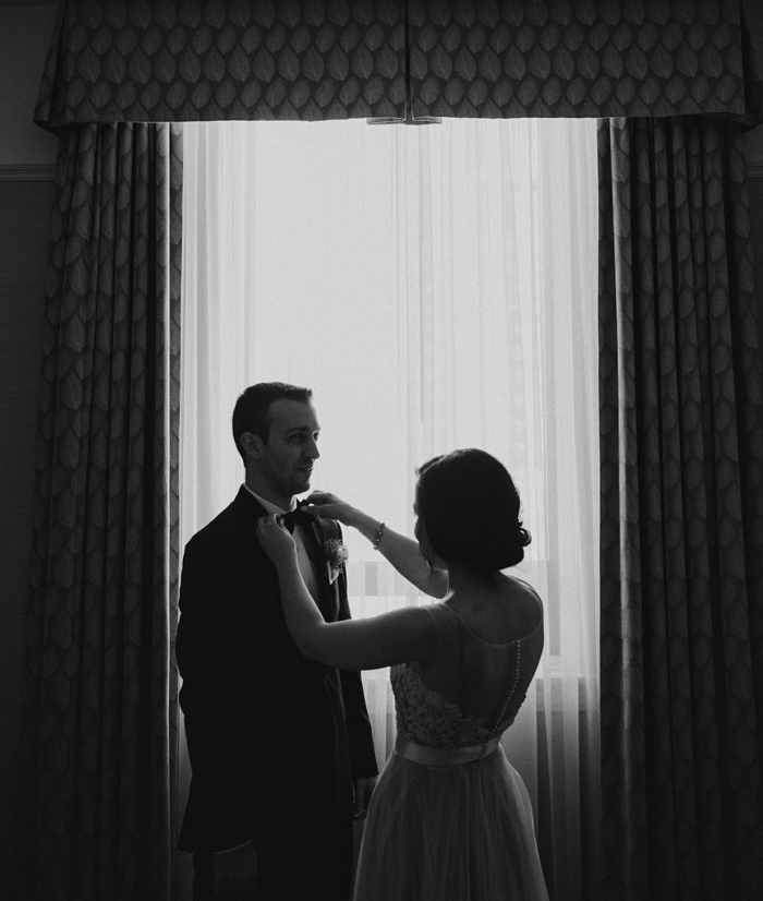 Kim And Eric Artistic Downtown Wedding Brittany Esther Photography